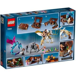 Obrázek 4 produktu LEGO Harry Potter™ 75952 Mlokův kufr plný kouzelných tvorů