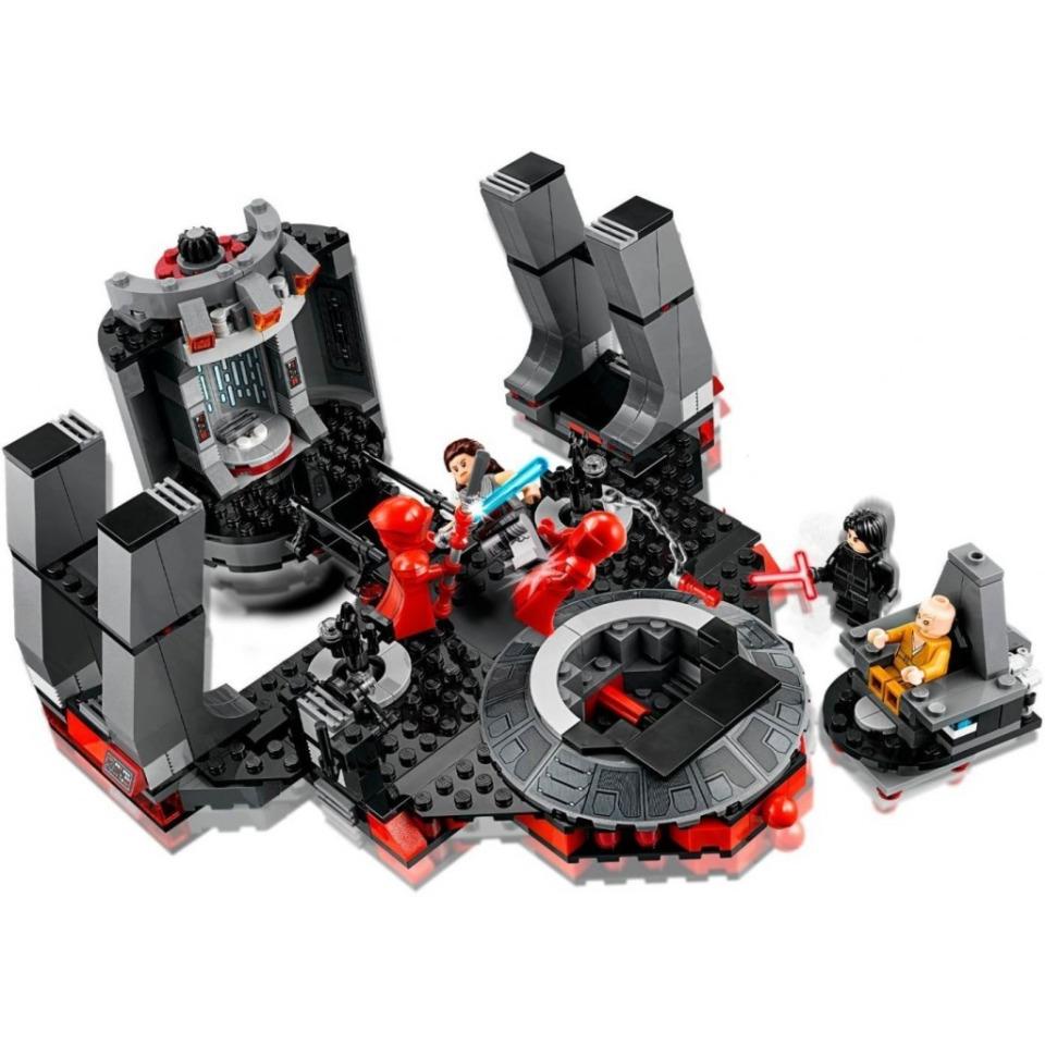 Obrázek 3 produktu LEGO Star Wars 75216 Snokeův trůní sál