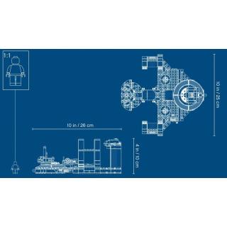Obrázek 5 produktu LEGO Star Wars 75216 Snokeův trůní sál