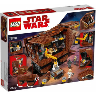 Obrázek 2 produktu LEGO Star Wars 75220 Sandcrawler™