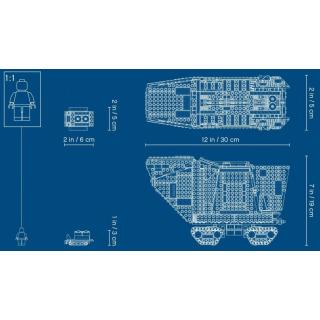 Obrázek 5 produktu LEGO Star Wars 75220 Sandcrawler™