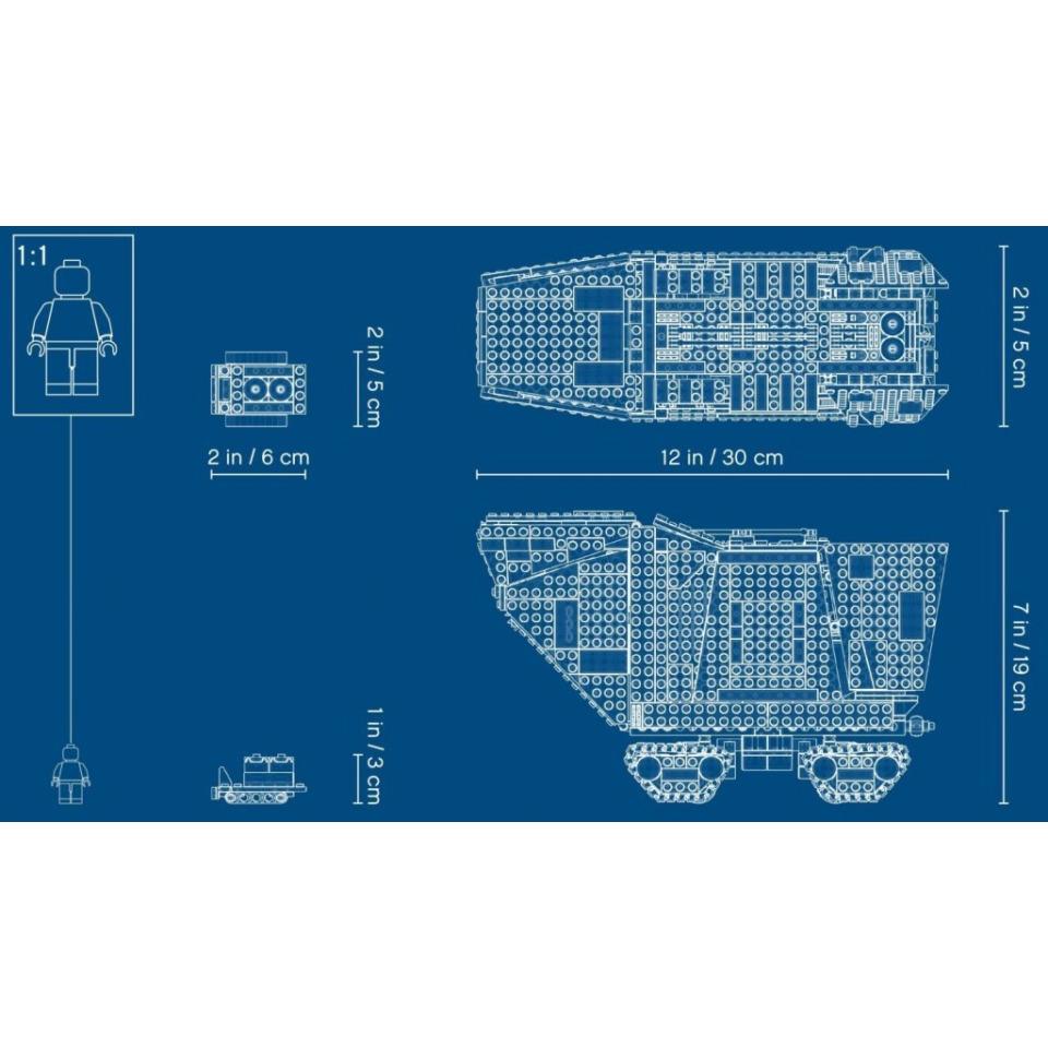 Obrázek 4 produktu LEGO Star Wars 75220 Sandcrawler™