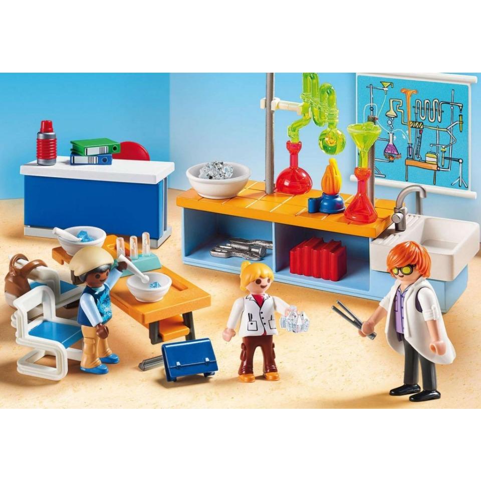 Obrázek 2 produktu Playmobil 9456 Učebna chemie