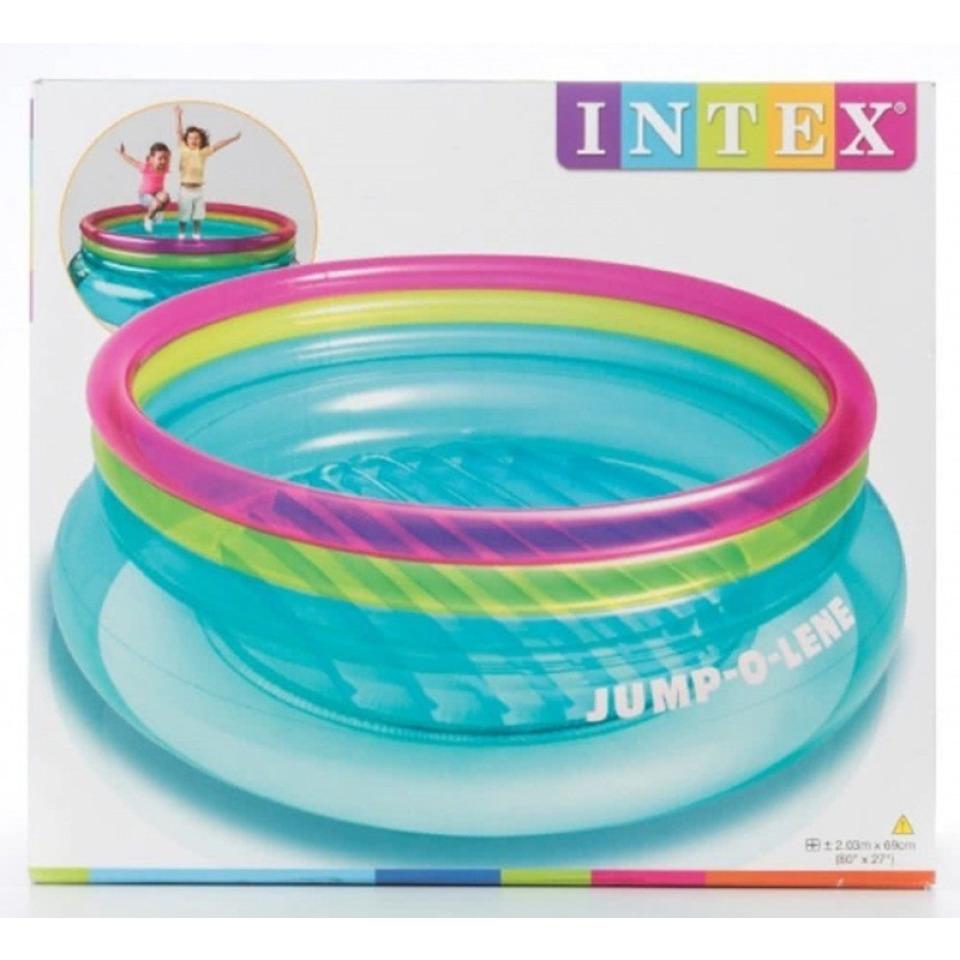 Obrázek 1 produktu Intex Nafukovací trampolína Jump-o-Lene 182cm