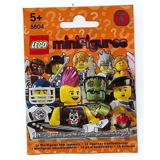 Obrázek 4 produktu LEGO 8804 Kolekce 16 minifigurek série 4