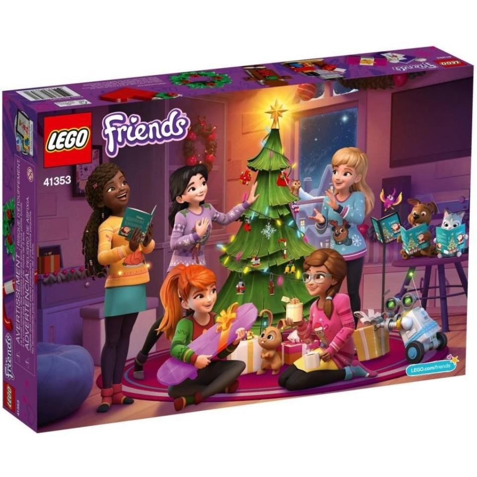 Obrázek 1 produktu LEGO Friends 41353 Adventní kalendář