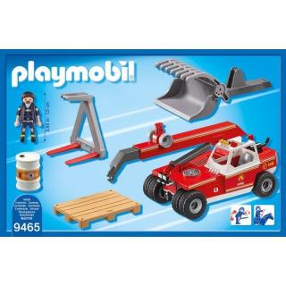 Obrázek 2 produktu Playmobil 9465 Hasičský teleskop