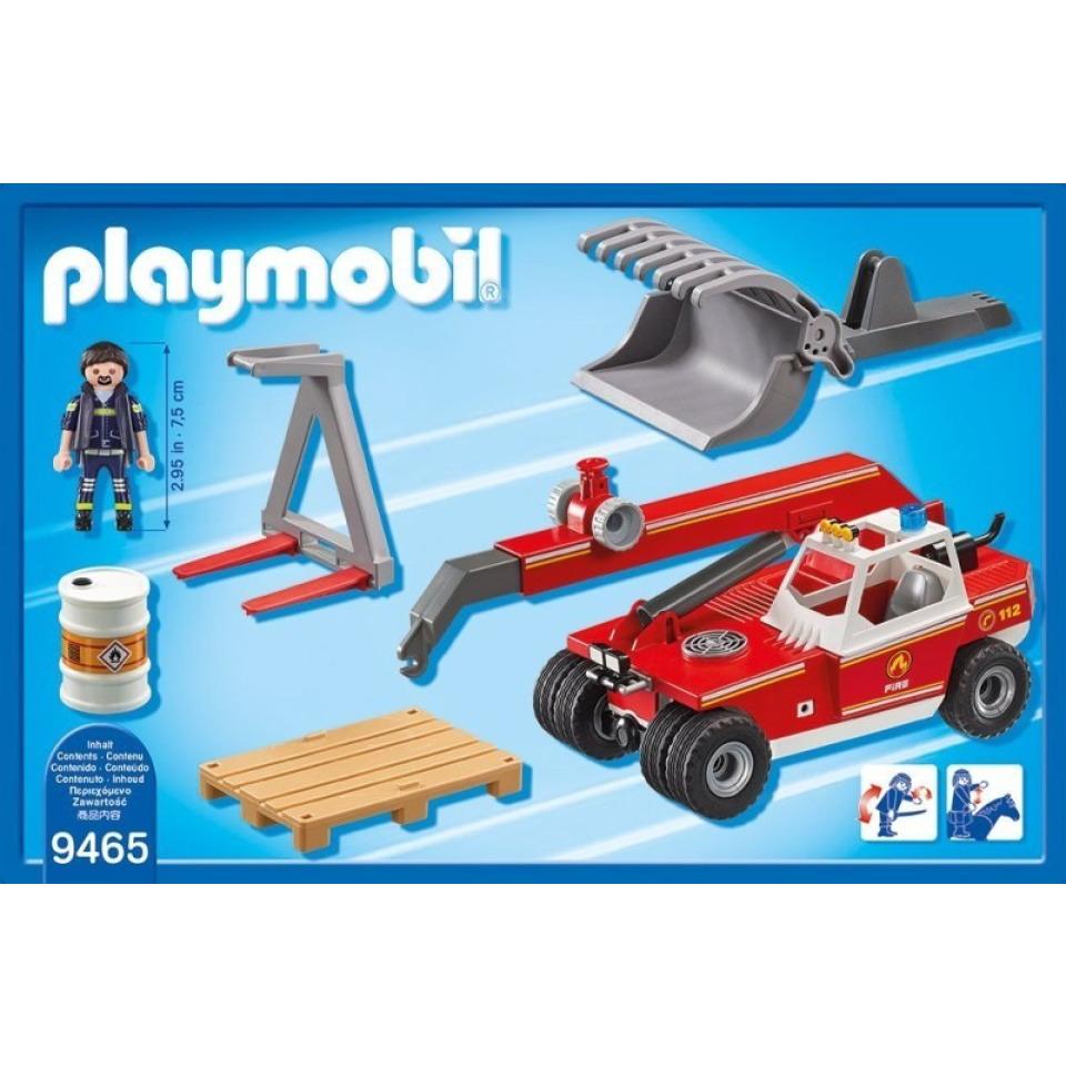 Obrázek 1 produktu Playmobil 9465 Hasičský teleskop