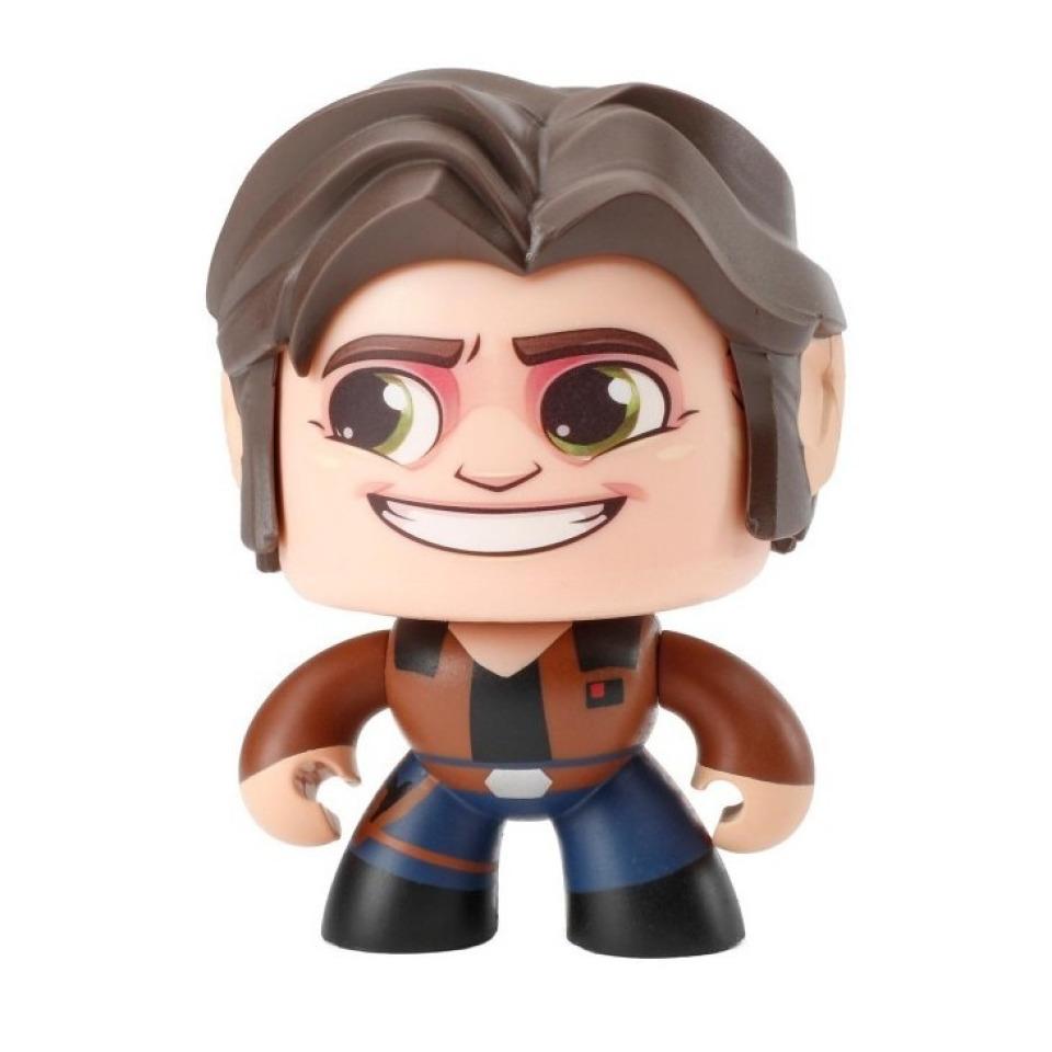 Obrázek 1 produktu Star Wars Mighty Muggs Han Solo, Hasbro E2180