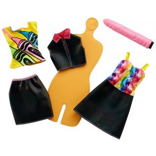Obrázek 2 produktu Barbie D.I.Y. Crayola magický vzor, Mattel FHW86