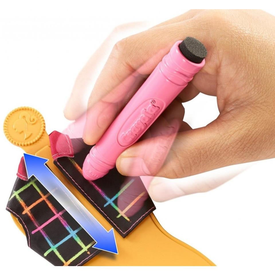 Obrázek 3 produktu Barbie D.I.Y. Crayola magický vzor, Mattel FHW86