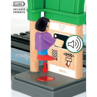 Obrázek 3 produktu BRIO 33649 Hlavní vlakové nádraží