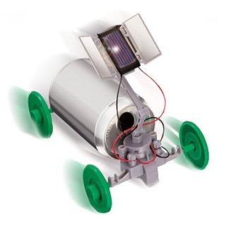 Obrázek 2 produktu KidzLabs Solární vozítko z plechovky