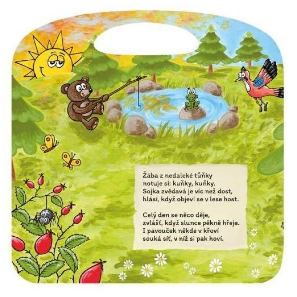 Obrázek 1 produktu Albi Kouzelné čtení Básničky z lesa