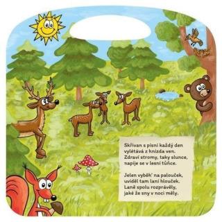 Obrázek 4 produktu Albi Kouzelné čtení Básničky z lesa