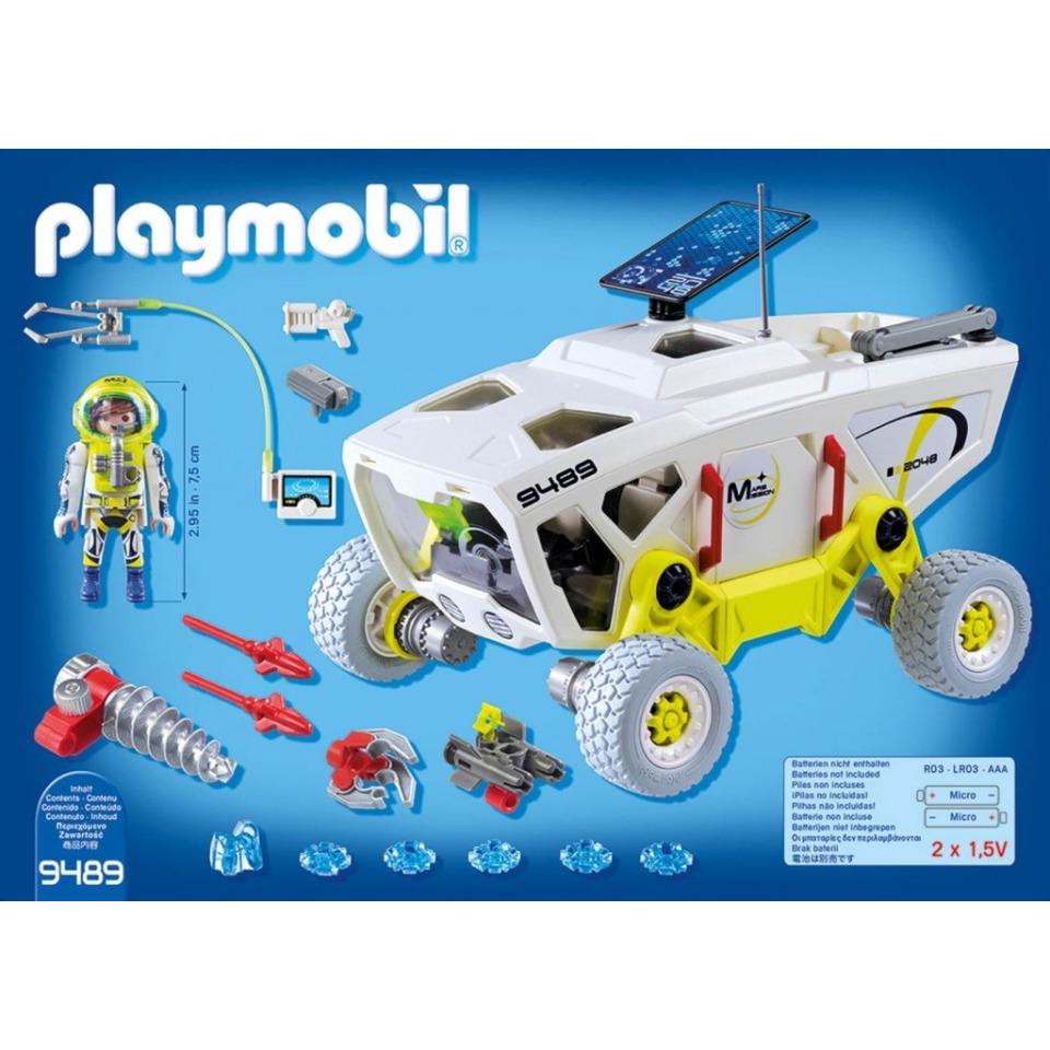 Obrázek 1 produktu Playmobil 9489 Průzkumné vozidlo Marsu