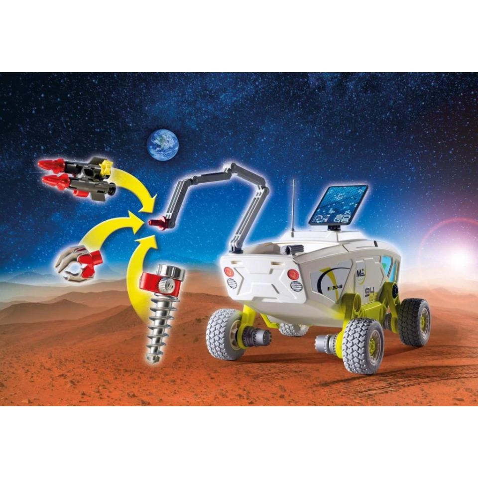 Obrázek 3 produktu Playmobil 9489 Průzkumné vozidlo Marsu