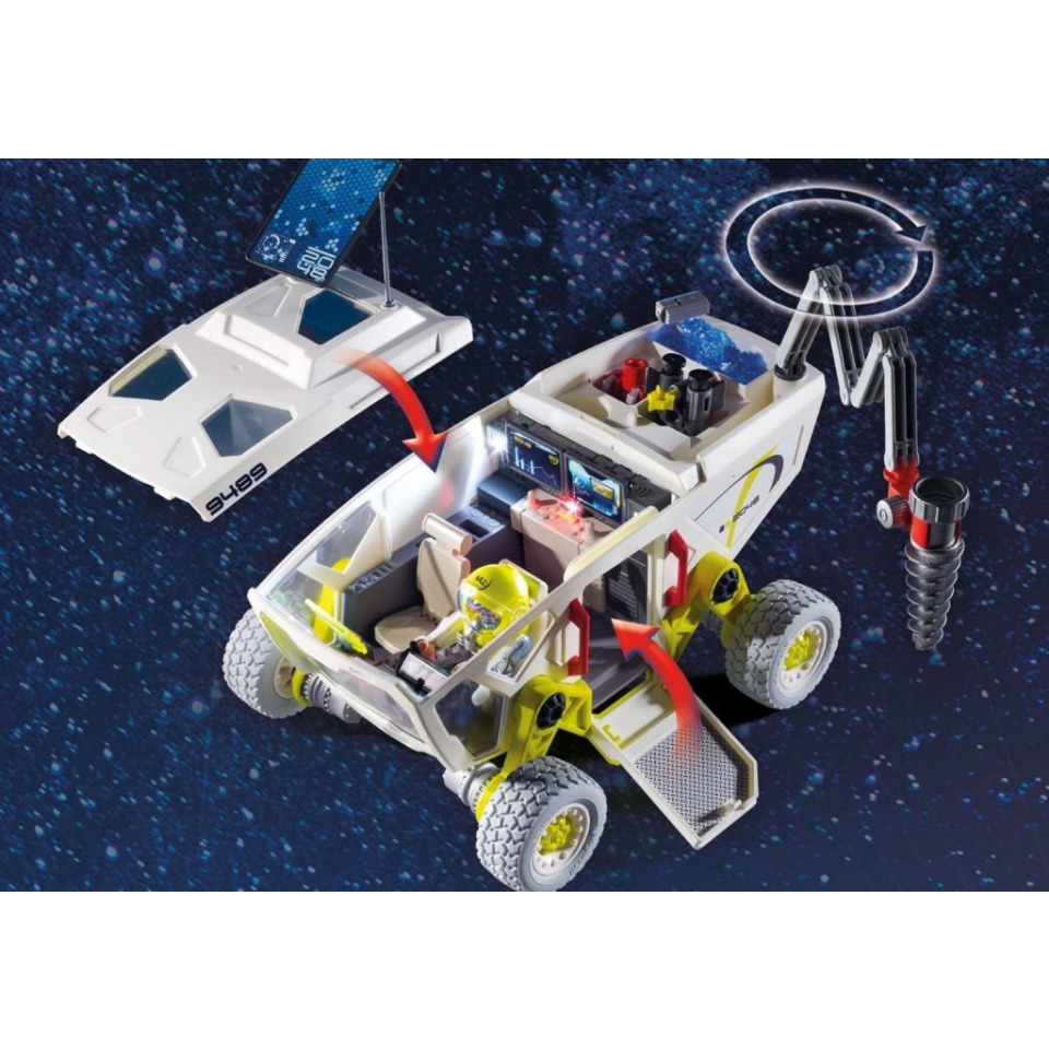 Obrázek 4 produktu Playmobil 9489 Průzkumné vozidlo Marsu