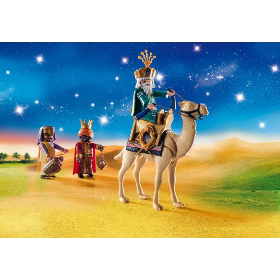 Obrázek 2 produktu Playmobil 9497 Tři králové