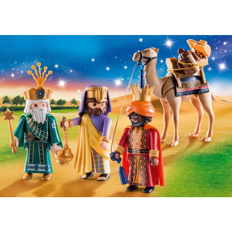 Obrázek 3 produktu Playmobil 9497 Tři králové