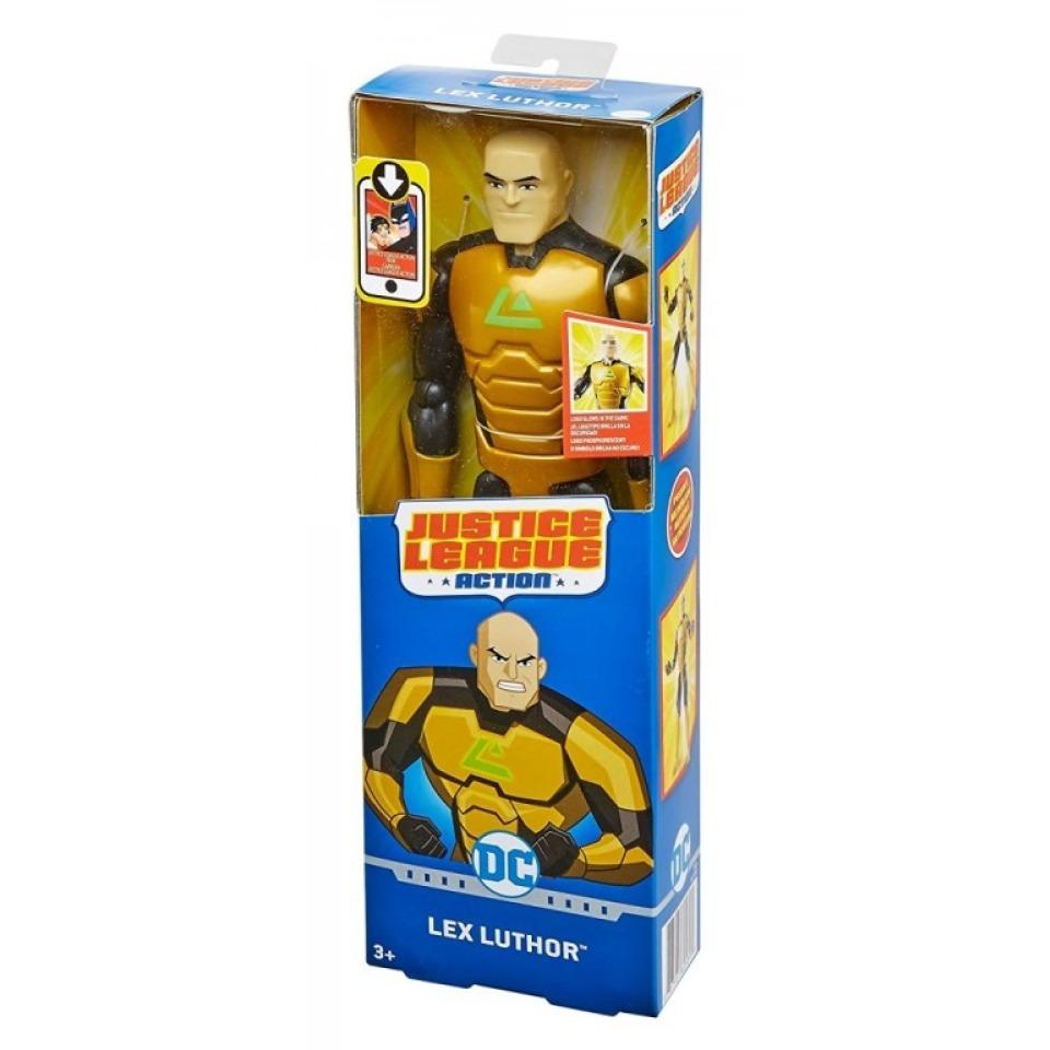 Obrázek 1 produktu JUSTICE LEAGUE Akční komiksová figurka LEX Luthor , Mattel FPC66