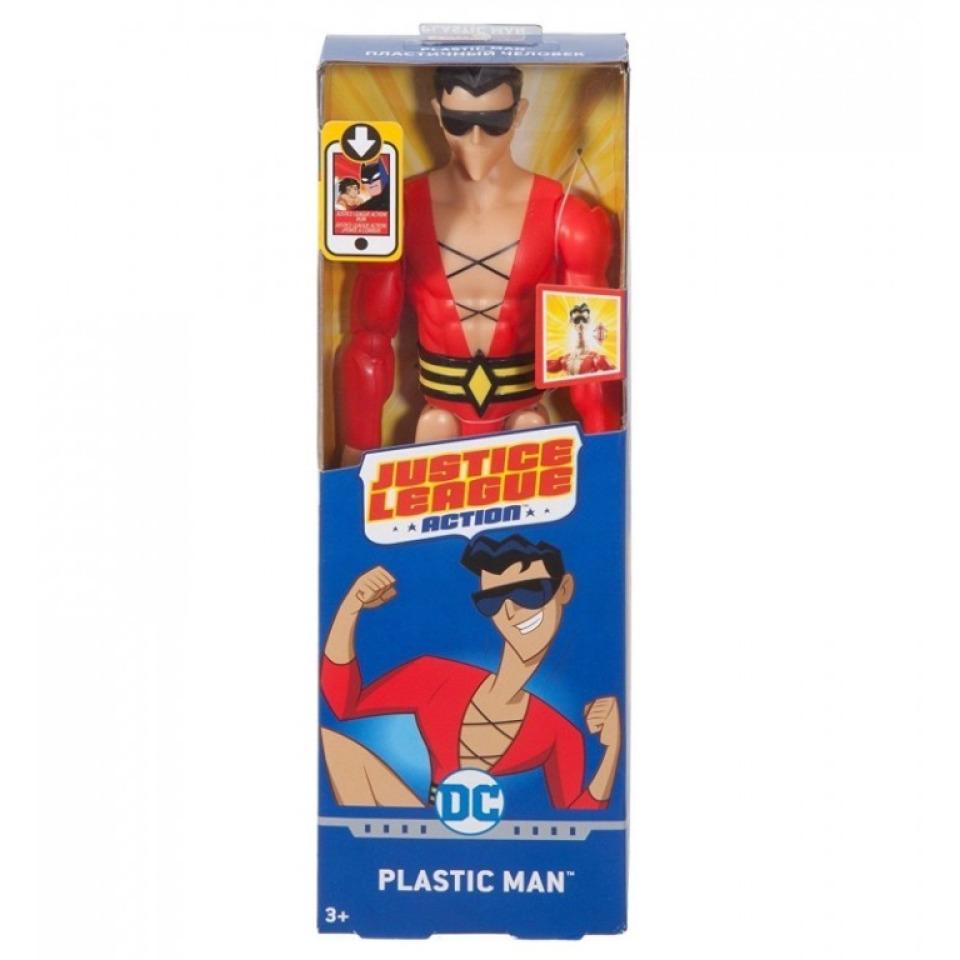 Obrázek 1 produktu JUSTICE LEAGUE Akční komiksová figurka Plastic Man , Mattel FPC65