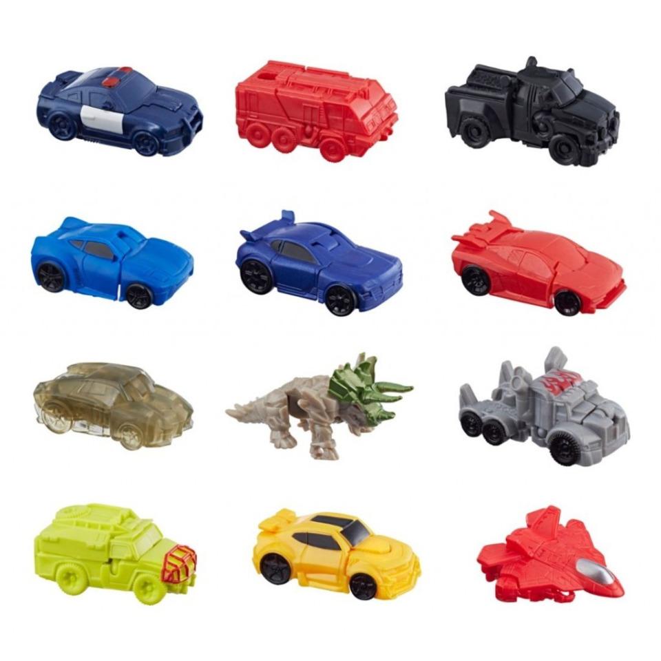 Obrázek 1 produktu Transformers: Tiny Turbo Changers - sáček s překvapením