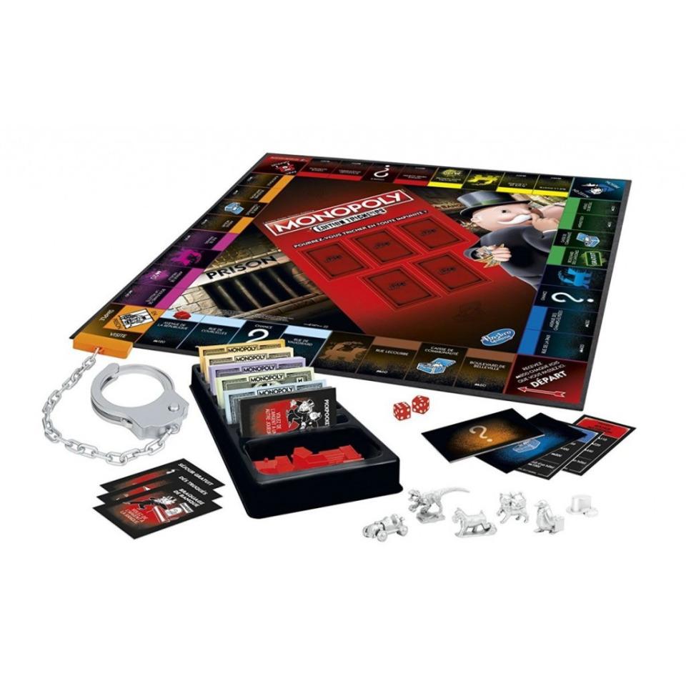 Obrázek 1 produktu Monopoly Cheaters edition, Hasbro E1871