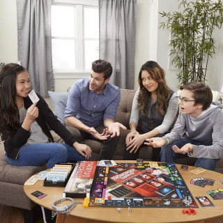 Obrázek 3 produktu Monopoly Cheaters edition, Hasbro E1871