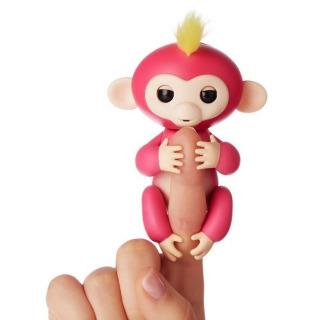 Obrázek 3 produktu Fingerlings Opička Bella růžová