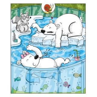 Obrázek 3 produktu Albi Kouzelné čtení Zvířátka v ZOO