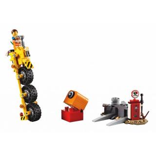 Obrázek 3 produktu LEGO Movie 70823 Emmetova tříkolka!