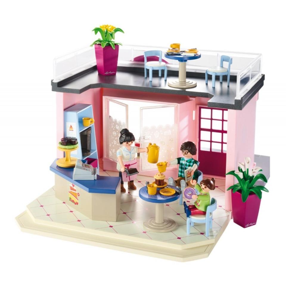 Obrázek 2 produktu Playmobil 70015 Oblíbená kavárna