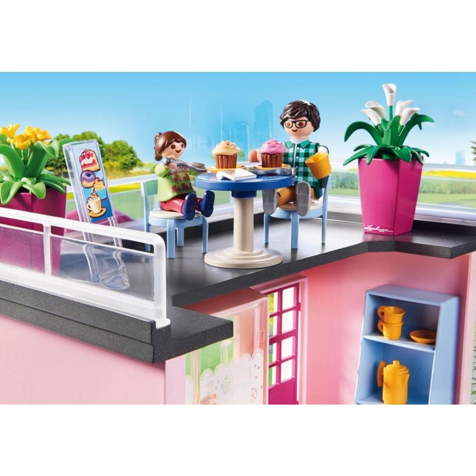 Obrázek 3 produktu Playmobil 70015 Oblíbená kavárna