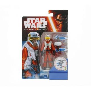 Obrázek 2 produktu Star Wars Epizoda 7 X-Wing Pilot Asty, Hasbro B4167