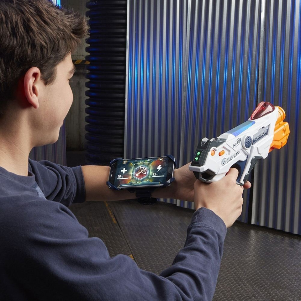 Obrázek 2 produktu Nerf Laser Ops Pro Alphapoint, Hasbro E2280