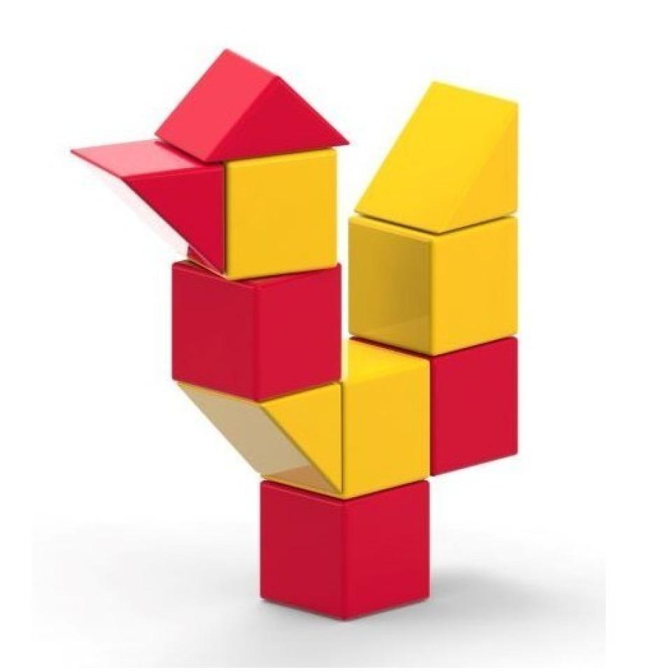 Obrázek 2 produktu Ainstein Creator Starter, magnetická stavebnice