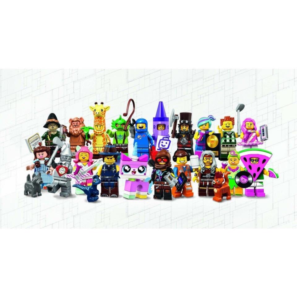 Obrázek 2 produktu LEGO 71023 Originální box 60 minifigurek LEGO® PŘÍBĚH 2
