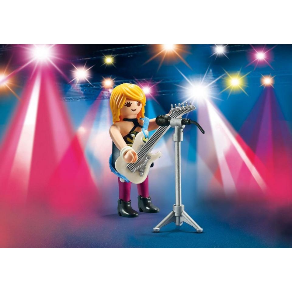 Obrázek 1 produktu Playmobil 70031 Rocková hvězda