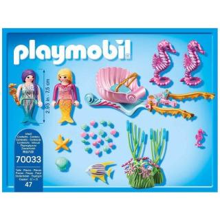 Obrázek 2 produktu Playmobil 70033 Mořský kočár s koníky