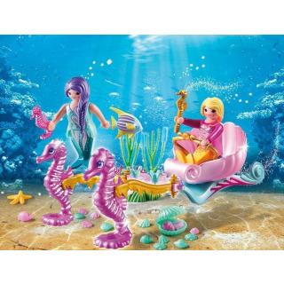 Obrázek 3 produktu Playmobil 70033 Mořský kočár s koníky