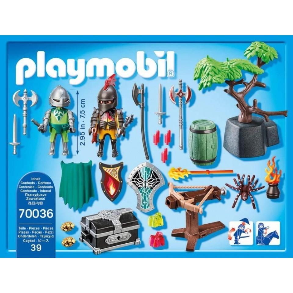 Obrázek 1 produktu Playmobil 70036 Rytířský souboj