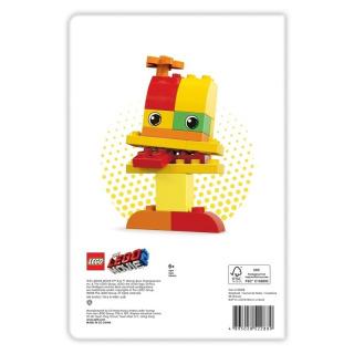 Obrázek 2 produktu LEGO MOVIE 2 Duplo, zápisník