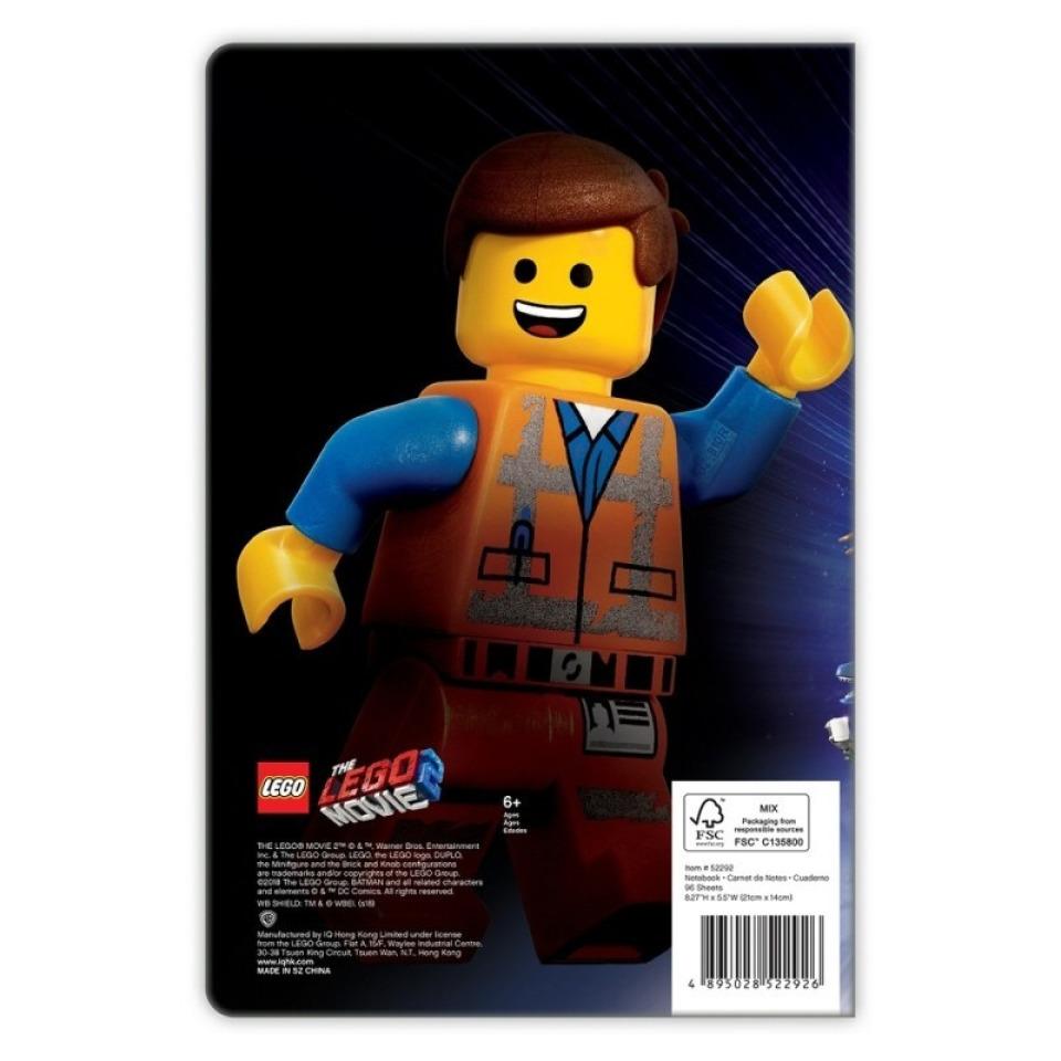 Obrázek 1 produktu LEGO MOVIE 2 Epic Space Opera, zápisník