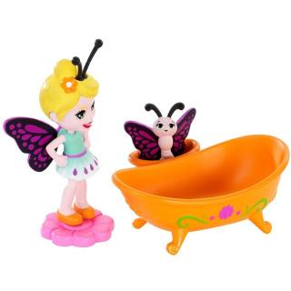 Obrázek 2 produktu ENCHANTIMALS Brouček s domečkem Koupelna, Mattel FXM97