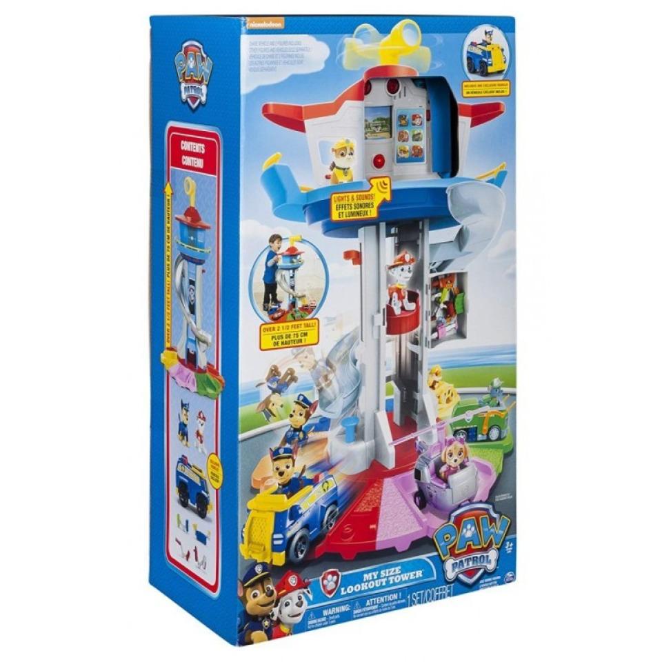 Obrázek 1 produktu Tlapková patrola Hlídkovací věž v životní velikosti