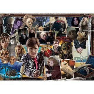 Obrázek 2 produktu Ravensburger 15170 Puzzle Harry Potter Voldemort 1000 dílků