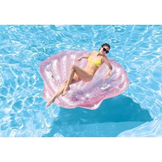 Obrázek 2 produktu Intex 57257 Nafukovací ostrov Růžová mušle