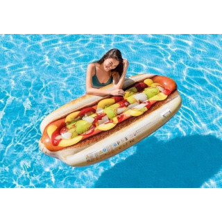 Obrázek 2 produktu Intex 58771 Matrace nafukovací Hotdog