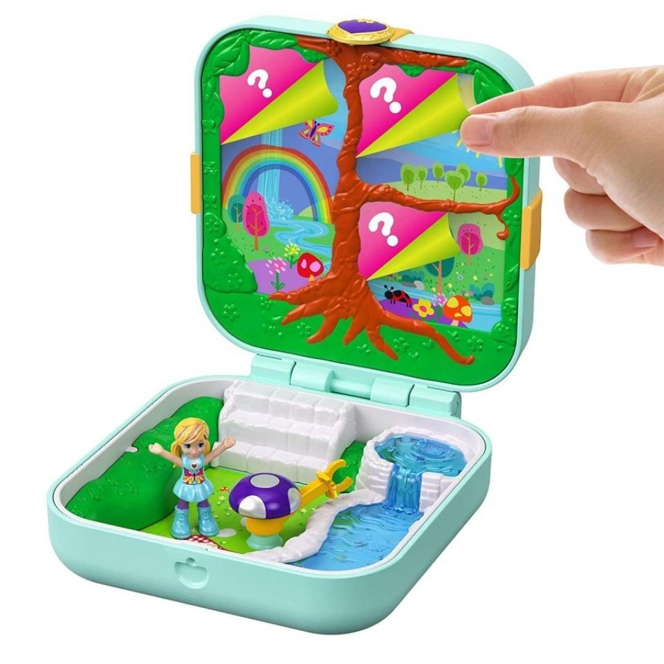Obrázek 2 produktu Polly Pocket Pidi svět v krabičce - Čarovný les Mattel GDK79